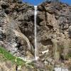 آبشار مرتفع سنگان