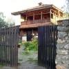 ورودی خونه گلی