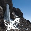 Damavand Ice Waterfall (Day 2)