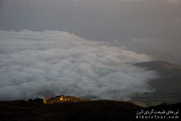 Descending from peak (day 2)