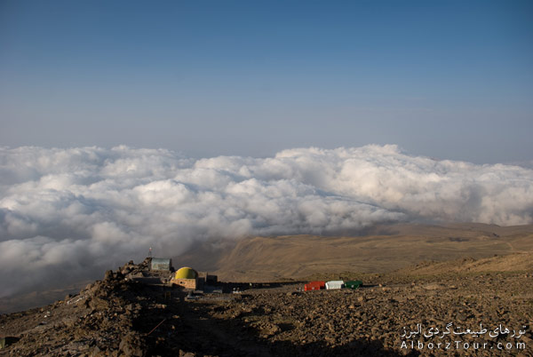 Damavand Shelter (4200m day3)