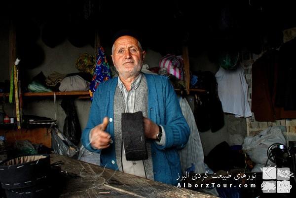 گوشه ای از زندگی سنتی در روستای سوباتان