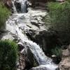 رودخانه زیبا و پرپیچ و خم دره شموشک