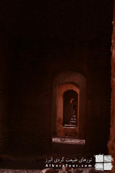 Inside Shafi Abad Castle - Shahdad