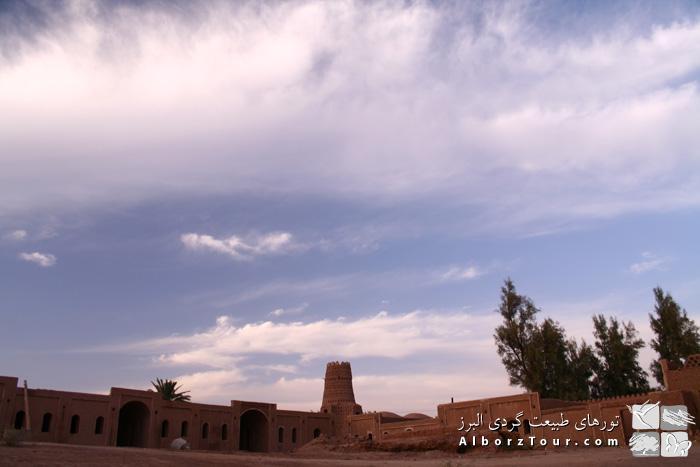 Shafi Abad Castle