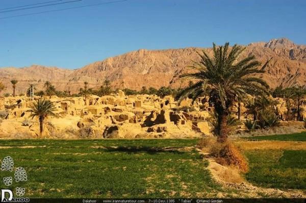 روستای زلزله زده اصفهک