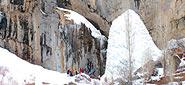 Sangan waterfall & Pahneh-Hisar Peak